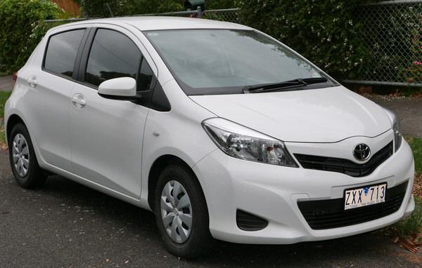 Toyota Yaris - 3rd generation