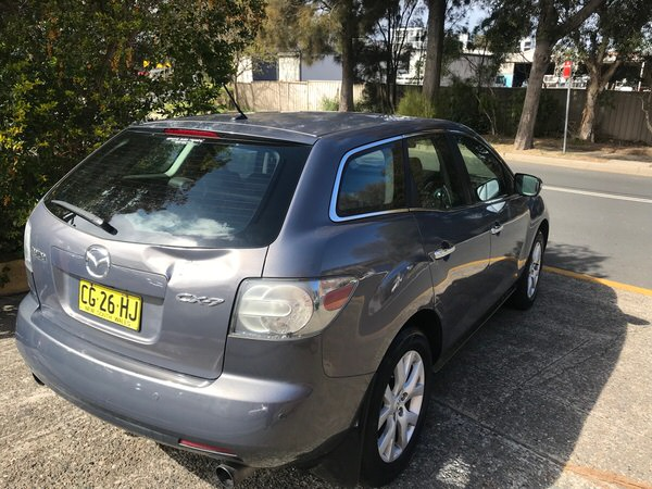 Used Mazda CX 4x4 for sale - rear view