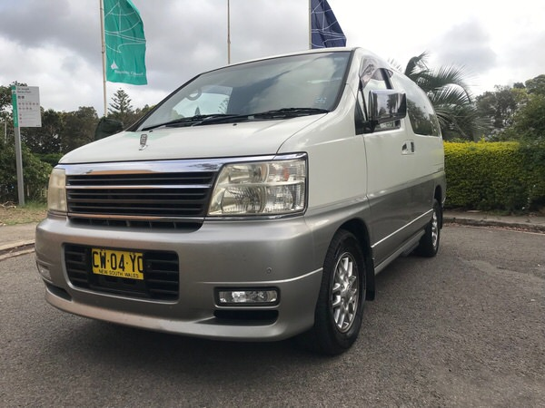 Used Nissan Elgrand for sale - REF:1868 1