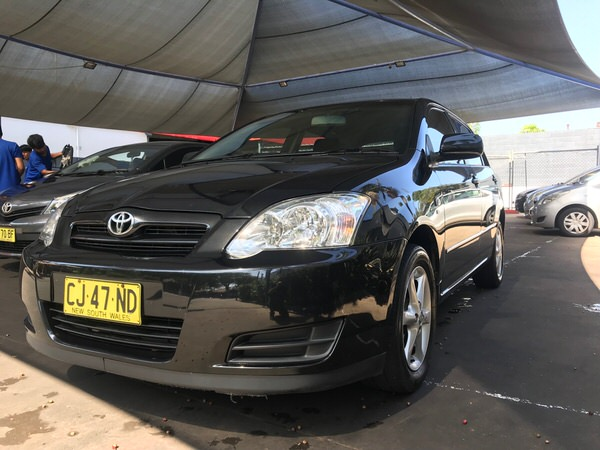 Used Toyota Corolla for sale in Sydney