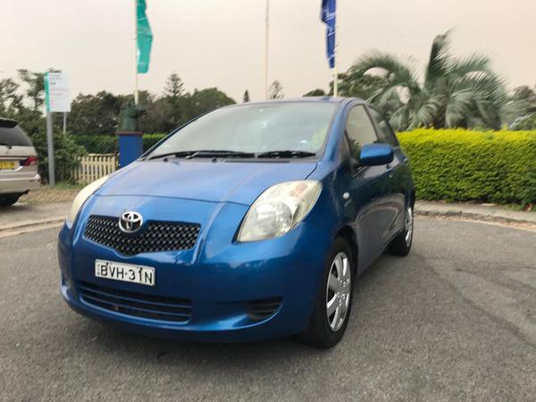 Toyota Yaris for sale - front view