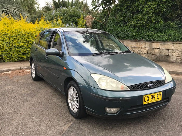 Ford Focus for sale - front view