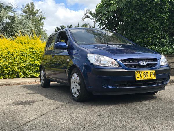Hyundai Getz for sale - great used car