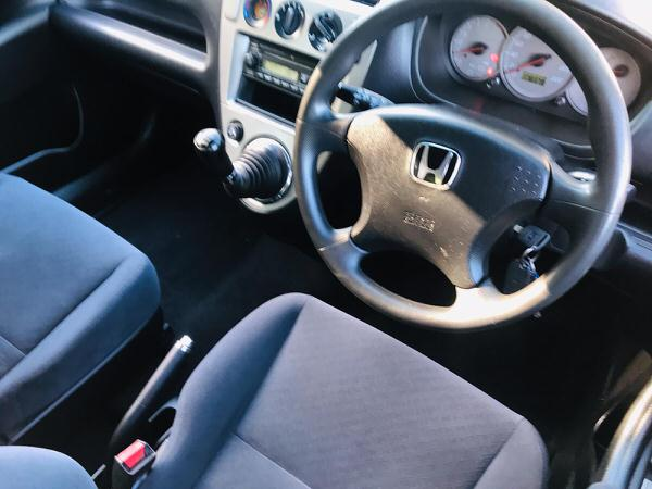 Used Honda Civic for sale - drivers seat view
