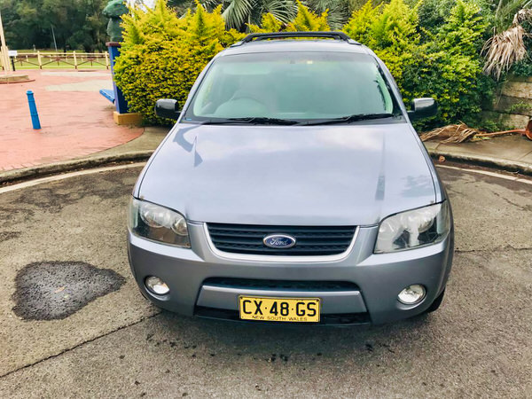Ford Territory for sale - front view