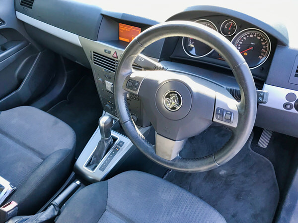 Used Astra for sale - view from drivers seat