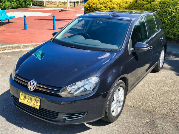 Used Golf for sale Sydney - Automatic 2.0L Turbo Diesel in Great Condition - REF: CN28ZE 1