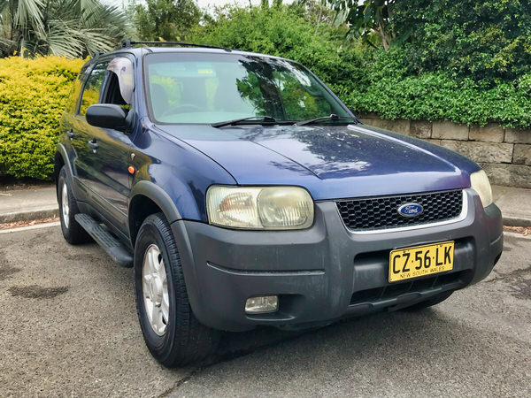 Used Ford Escape for sale - front drivers side view