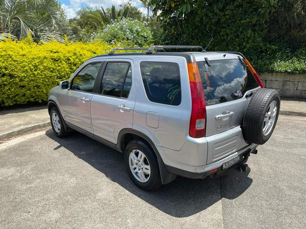 Used Honda 4x4 for sale in Sydney - CR-V rear passenger side view