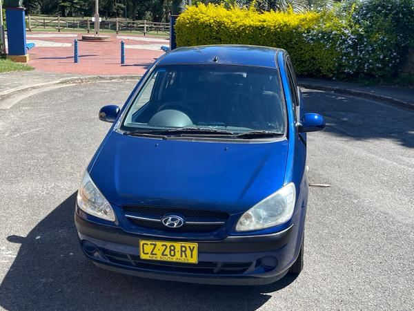 Hyundai Getz for sale - view from front