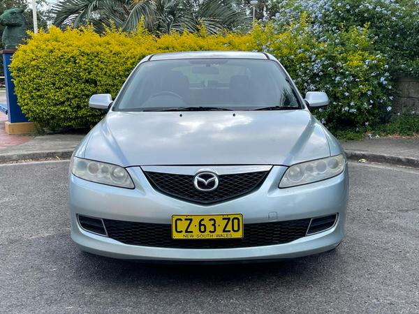 Used Mazda 6 for sale - front view