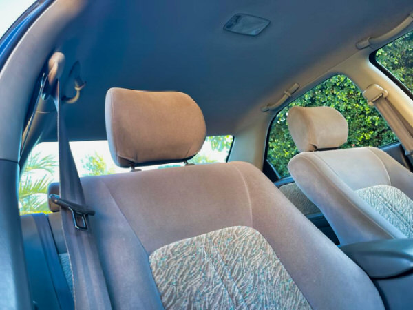Used Toyota Camry for sale - automatic - super clean front seats