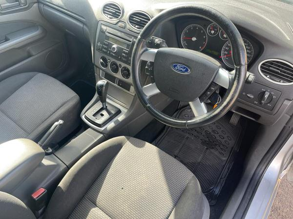 Used Ford Focus for sale in Sydney - Automatic - The view from the drivers seat